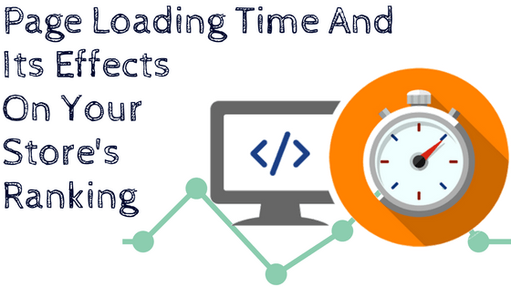 Page Loading Time And Your Online Store