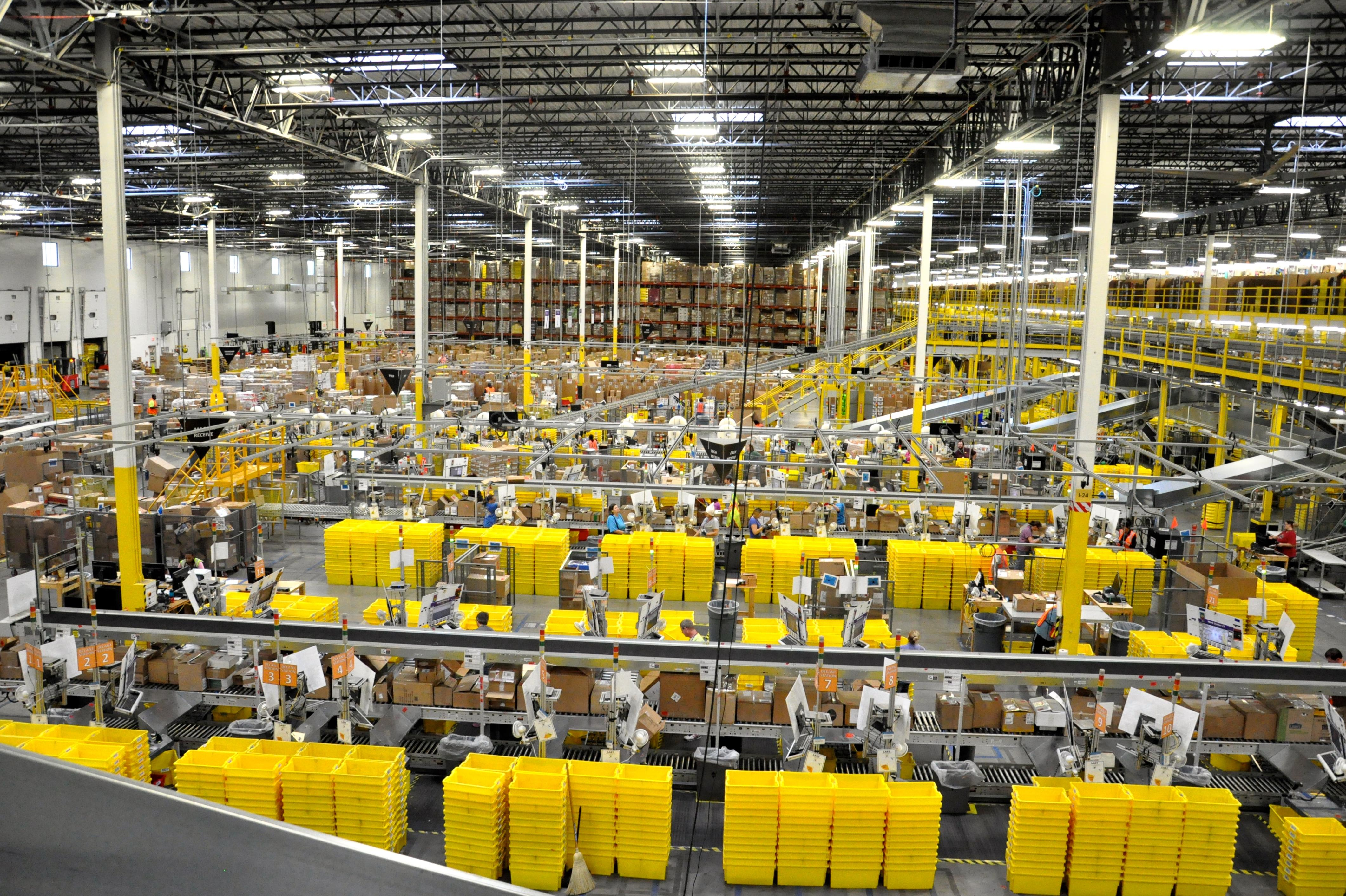 How E-Retailers Manage Inventory and Fulfillment Across All Outlets