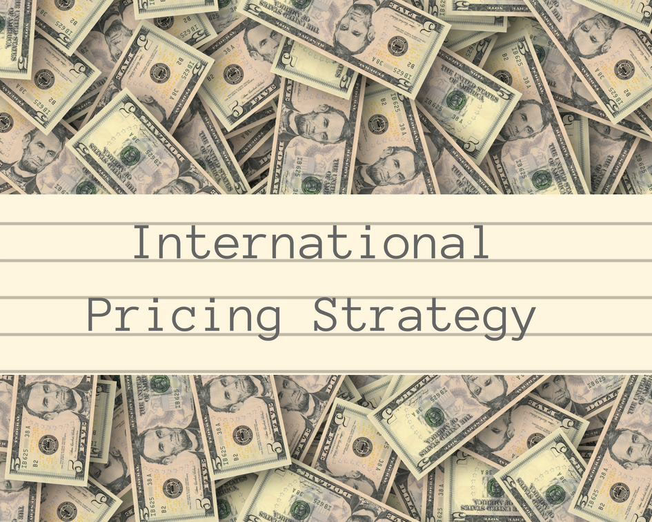 Sell Global, Price Local – Pricing for Global Vendors