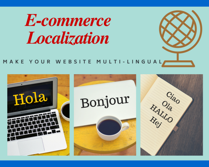 Tips: How Localization may help you in E-commerce