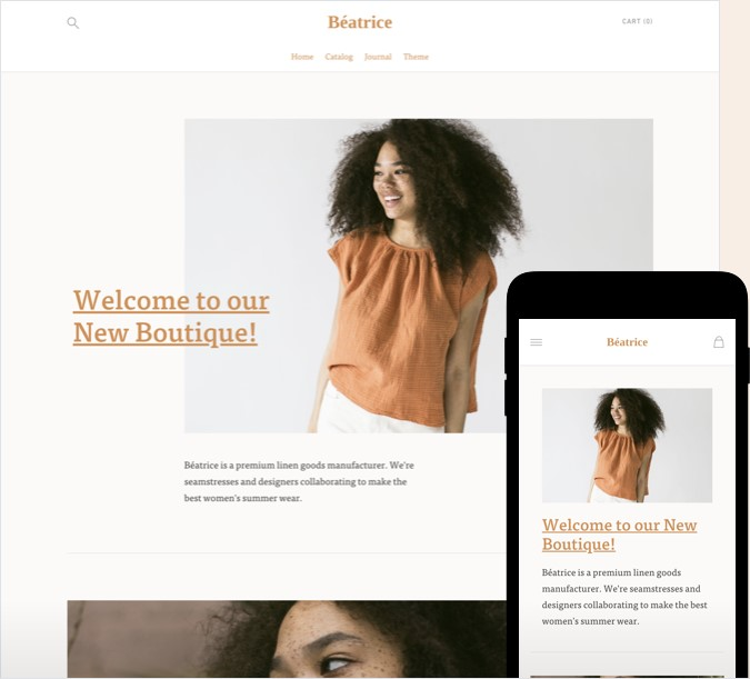 Lorenza Shopify Theme