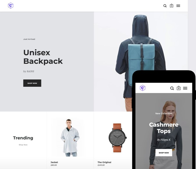 Split Shopify Theme